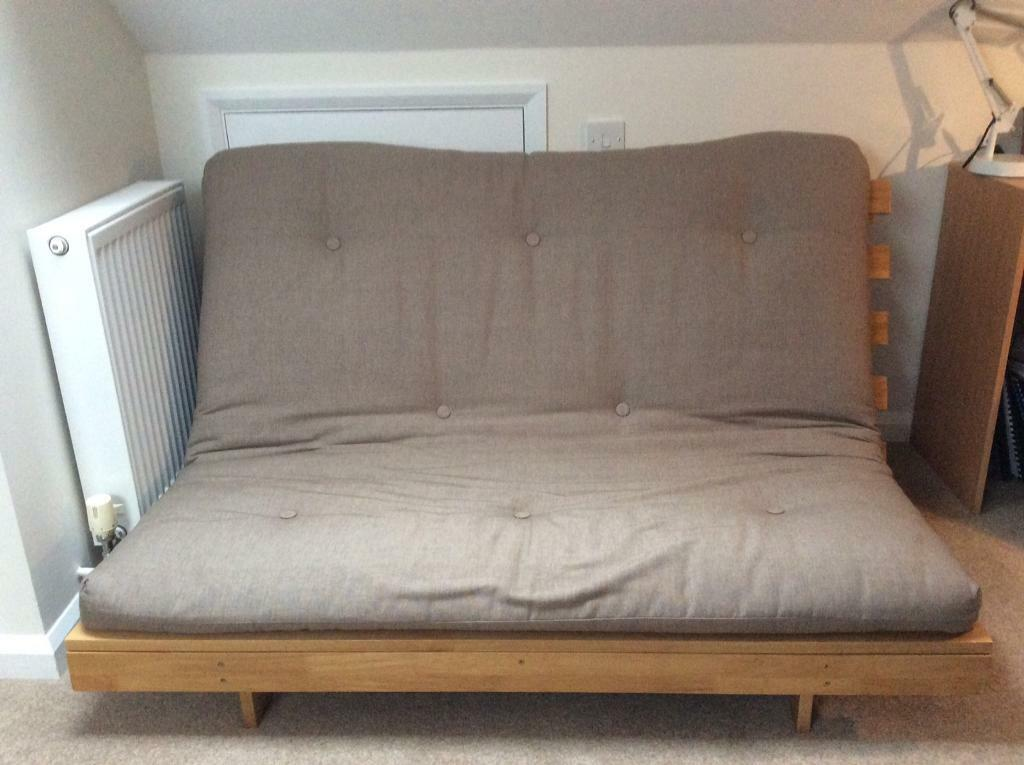 Double size Futon Sofa Bed   in Sidmouth, Devon   Gumtree