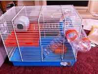 Practically New Hamster cage