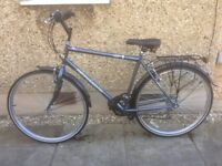 MANS HYBRID BIKE FOR SALE-IMMACULATE CONDITION-FREE DELIVERY