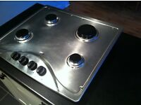 IKEA gas hob, 4-burner, good condition