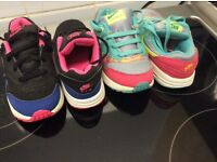 Second hand trainers