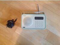 For Sale Polaroid DAB radio ,like new
