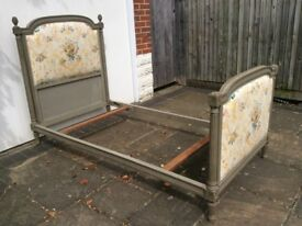 2 single twin 1920s French beds