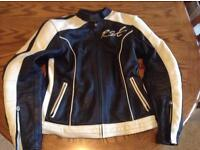 RST armoured motorcycle jacket size 12
