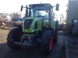 Claas 567 4wd tractor