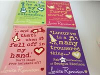 Set of Louise Rennison Books