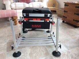 Max performance seat box