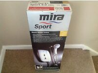 Mira Sport Electric Shower 9.0 - Brand new