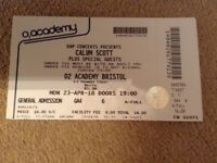 2 Tickets for Calum Scott Bristol O2 Mon 23 April