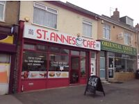 Newly refurbished cafe with A3 consent to lease . St. Annes. Bristol.