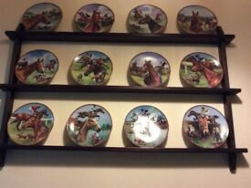 Racehorse Plates