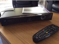 BT Vision Box and remote control.