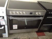 Beko 90cm single oven range cooker. Electric. £389 RRP £500. New/graded 12 month Gtee