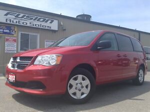 2012 Dodge Grand Caravan SE-STO-N-GO-1 OWNER-CLEAN