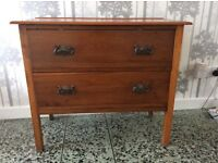 Much loved chest of drawer