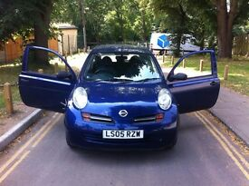 Nissan Micra 1.2 16v S 3dr , NEW CLUTCH FITTED AT 97000 ( Invoice available ) Trade sale