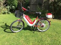 ELECTRIC BIKES(1 x Man's - 1 x Ladies) for SALE