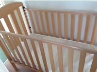Mama and papa cot for sale