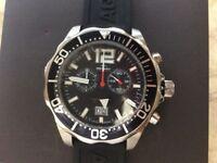 New rotary aquaspeed watch