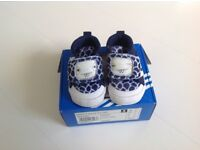 Adidas Crib Shoes First Size 17