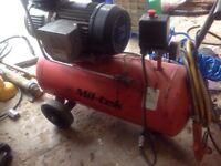 Mil-Tek air compressor