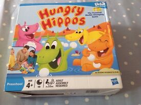 Hungry Hippos boxec