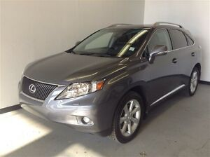 2012 Lexus RX 350 AWD, Nav. Leather, Moonroof