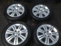 Vauxhall Astra/Zafira 16 Inch Alloys.