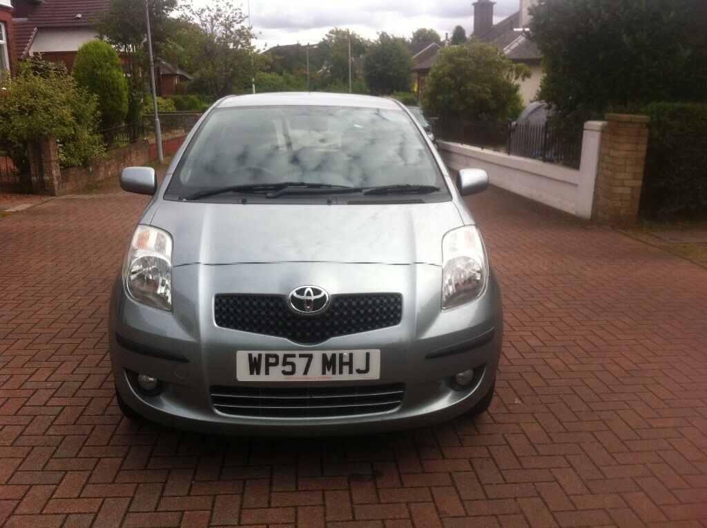 rare toyota yaris d4d sr diesel semi automatic in oban argyll and bute gumtree. Black Bedroom Furniture Sets. Home Design Ideas
