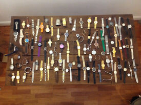 Watches for spares and repairs