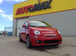 2015 Fiat 500 Sport *Leather/Alloys/Tint* $79 B/W