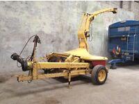 New Holland 550 Forage Harvester