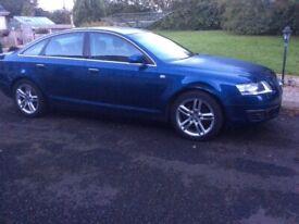 image for Audi, A6, Saloon, 2009, Semi-Auto, 2967 (cc), 4 doors quattro