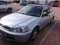 Honda Civic Coupe 1.6l LS 550£