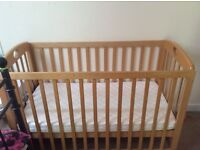 Baby's cot for sale