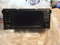 BMW X5 2002 Sat Nav Screen/ Monitor