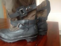 Ladies wellie/snowboot
