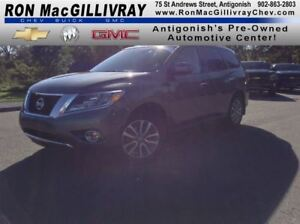 2015 Nissan Pathfinder S..3rd Row..Low KM..$179 B/W Tax Inc..GM