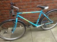 Muddy fox mountain bike 26 inch wheels free new lock