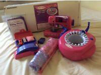 Toy Singer Sewing & Knitting Machine