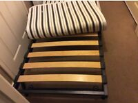 """Jay-Be Quality 2ft6"""" Space Saver Guest Bed With Mattress"""