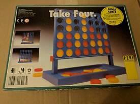 Game Take Four