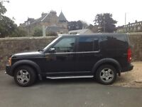 Land Rover discovery 3tdv6s auto black