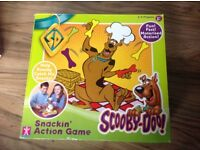 Scooby-Doo snackin action game age 5+