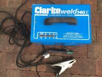 Clarke Welder