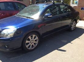 Toyota Avensis 2007 107620 miles priced for quick sale