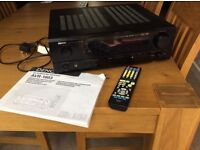 Denon AVR-1603 amplifier and receiver with 5.1 Dolby Digital and DTS