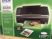 Espon stylus SX205 All in one printer