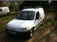 two vans for sale 1999 berlingo/2002partner both used daily