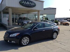 2013 Buick Regal HYBRID / LEATHER / QUICK & EASY FINANCING !!!